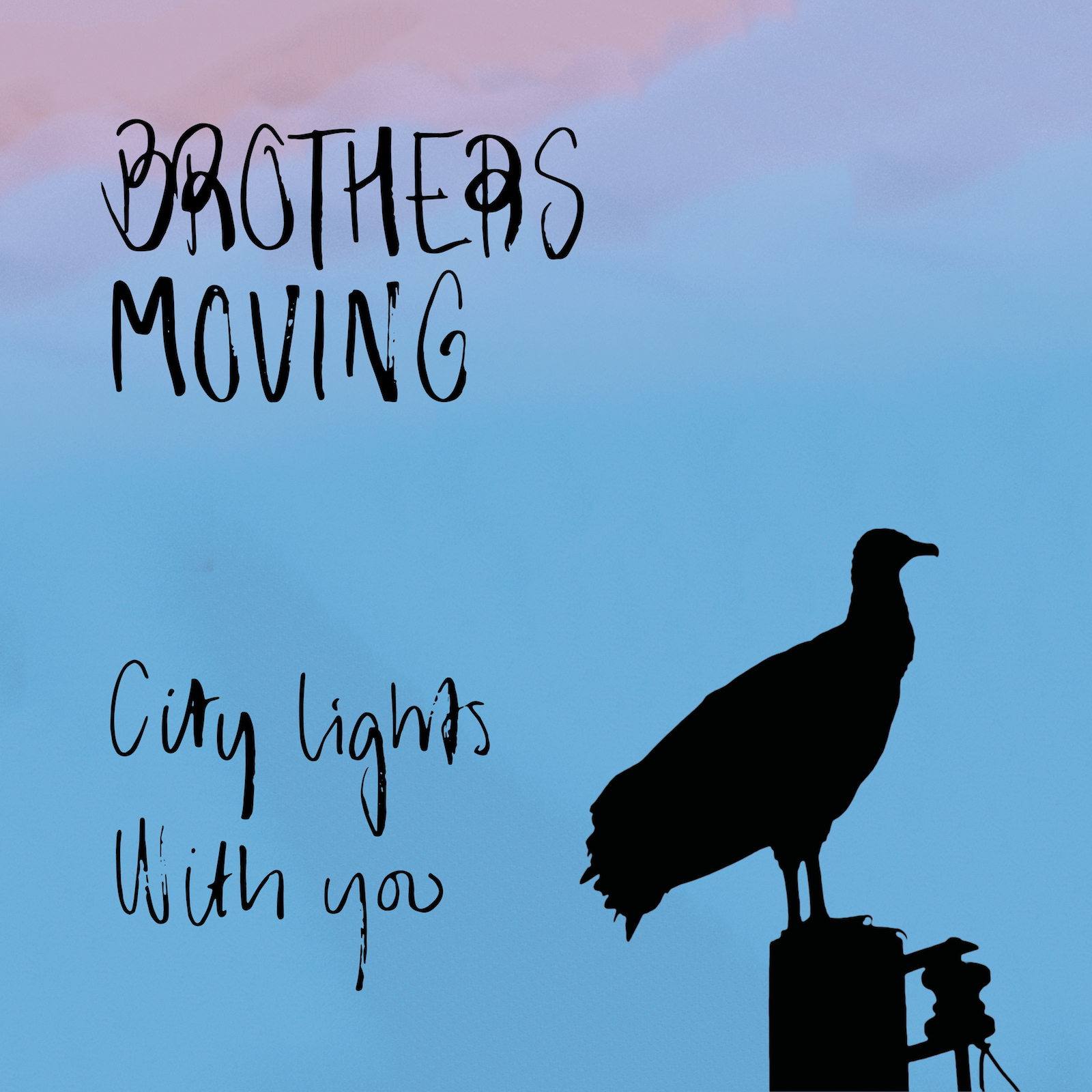 brothers moving single 1 1600px - City Lights & With You